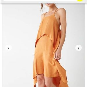 💥 NWT FOREVER 21 LAYERED DRESS 💥
